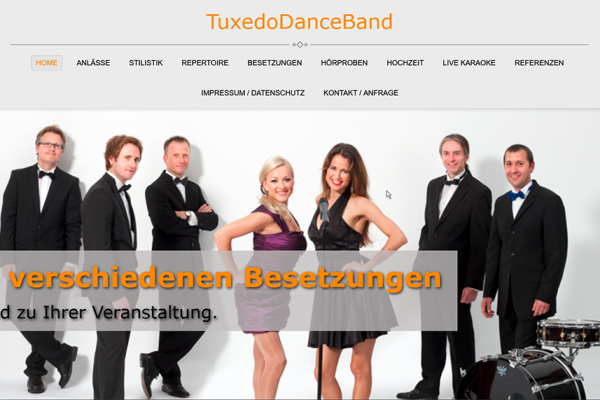 TuxedoDanceBand
